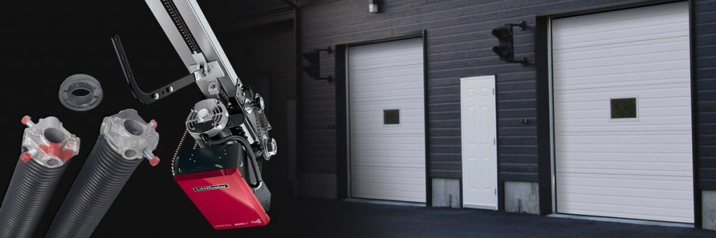 Commercial Garage Door Installation Quincy